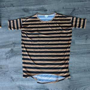 LuLeRoa Irma black striped